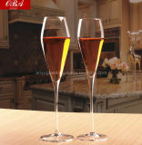 200ml高い等級のクリスタルグラスのゴブレット、作成を渡すことを用いるワイングラス