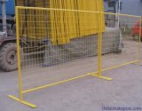 Загородки ячеистой сети PVC загородка Coated временно