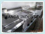 Barra di spremuta delle 4 rotelle con il chiosco del popcorn dello scaldavivande dell'hamburger del Ce
