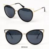 Óculos de sol de Cateye da forma das mulheres