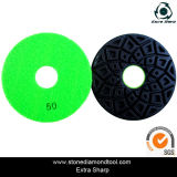 5 인치 Resin Concrete Pad 또는 Diamond Polishing Disc