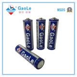 Bateria de pilha seca AA R6 1.5V (um3) Fabricante chinês