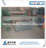 La máquina revestida del alambre del PVC de Anping Shenghua, ata con alambre la máquina revestida del PVC