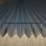 Polyester gefaltetes Plissee-Bildschirm-Moskito-Bildschirm-Insekt-Bildschirm-Ineinander greifen