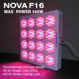 F16 Full Spectrum High Intensity LED Grow Lights di 240X3w Nova