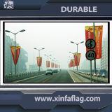 Подгонянный флаг дороги и улицы/знамя флага