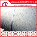 Chequered Platte des Aluminium-1050 3003 5052 für Plattform