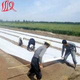 Tissu non-tissé de géotextile de polyester pour la construction