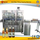 Linha de produção pequena da cerveja da capacidade