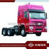 Sinotruk HOWO Zz4257n3241V 6X4 336HPのトラクターのトラック