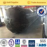 Balão de borracha inflável da sargeta com forma Vaulted e trapezoidalmente