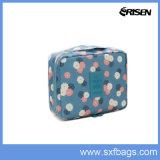 携帯用ハングの装飾的な旅行洗面用品袋
