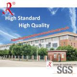 Qualität windundurchlässige Softshell Vlies-Umhüllung (QF-492)