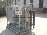 tipo equipamento de 15ppm Wcm do tratamento de água de esgoto