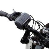 Coluna impermeável de rádio portátil do altofalante FM de Bluetooth dos esportes mini com a montagem remota da bicicleta de Bell Ifree da bicicleta (TF-0911)