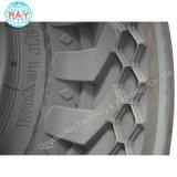 Stahl-/Aluminiumsegment-feste Reifen-Gummireifen-Form des aluminium-AGR