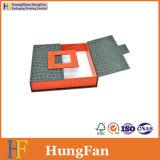 Kundenspezifischer Firmenzeichen-Druck-Geschenk-Verpackungs-Kasten und Falz-Papppapier-Geschenk-Kasten