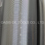 AISI 316Lの管ベース井戸スクリーン
