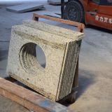 Populair verkoop Countertop van het Graniet Natuurlijke Steen voor Badkamers