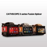 Hoge Prestaties 6 van Catvscope csp-X6 het Lasapparaat van de Fusie van de Optische Vezel van Motoren