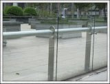 階段/手すりのための6.38mmの薄板にされたガラス