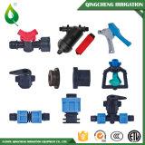 Boyau multifonctionnel d'irrigation de ferme de PVC de l'eau plate de configuration
