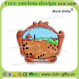 カスタマイズされた装飾の昇進のギフト常置冷却装置磁石の記念品イスラエル共和国(RC-IL)
