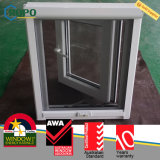 Vitrage français normal australien de PVC Windows de bâti allemand double
