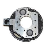 Parti d'acciaio lavorate CNC su ordinazione di precisione dell'OEM della Cina con ISO9001