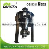 Vertikale Schaumgummi-Schaum-Pumpe beim Schlamm-Handhaben
