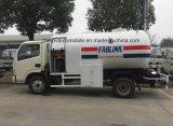 5 caminhão do M3 5 Cbm LPG 5000 do LPG do distribuidor litros de caminhão do reabastecimento