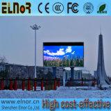 Genaue Farben-Gleichförmigkeit P8 HD imprägniern SMD im Freien LED Anschlagtafel