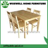 セットされるマツ木夕食の家具(W-5S-94)