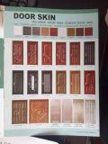 木製のベニヤのドアの皮