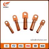 Terminal terminal del cable de alambre de cobre de la compresión de despegue