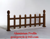 Profil en aluminium industriel architectural d'extrusion de matériau de construction d'usine de compagnie