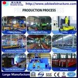 La construcción industrial rápido prefabricada de acero de construcción