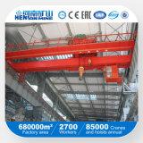 Grúa de arriba de Henan Xinxiang con eficacia alta