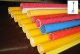 Tubes ronds en polystyrène FRP Pultrusion / tube en fibre de verre / tube creux rond FRP