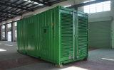 1500kVA раскрывают тип тепловозный комплект генератора