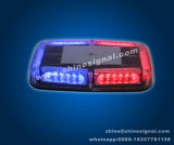 M139 DEL Strobe Mini Warning Emergency Lightbar avec Magnet Mounted