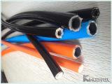 Tubo flessibile di nylon della resina del collegare di SAE del tubo flessibile standard della treccia R8
