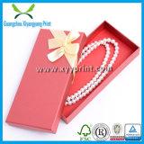 mit Firmenzeichen-Drucken-kundenspezifischem Größen-Packpapier-Schmucksache-Halsketten-Kasten