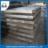 Piatto di alluminio rotolato 6061, 6082 T6 T651 per il piatto della muffa della lavorazione con utensili con il prezzo del metallo più poco costoso