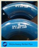 肘Bw短いR 90deg 4inの80/Xs SA 234 Wp22 ANSI B 16.9