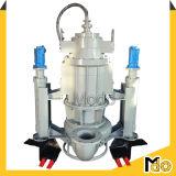 Bomba sumergible centrífuga de la mezcla con los mezcladores