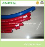 Boyau de douche flexible d'air de jet à haute pression de PVC de plastique pour la pipe de tuyaux d'air d'industrie