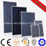 01 أسود إطار أحادي البلورية بولي لوحة للطاقة الشمسية 10W-320W