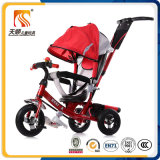 2016 En71証明書が付いている卸し売り良質の赤ん坊のバイクの三輪車