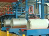 Incêndio dobro da espessura das placas de aço 200 - painéis retardadores do quarto frio da espuma do plutônio